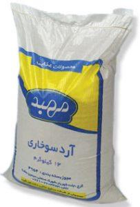 شرکت های تولید کننده آرد سوخاری