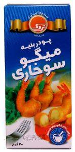 قیمت پودر سوخاری دانه درشت