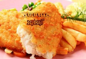 فروشگاه پودر سوخاری ماهی