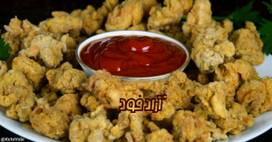 قیمت آرد سوخاری کی اف سی