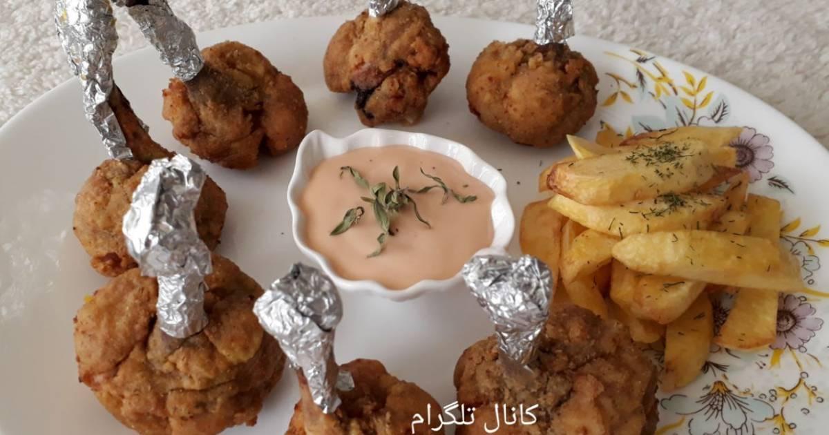 آرد سوخاری چینی